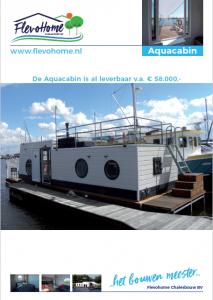 Flyer Aquacabin