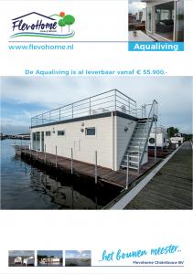 Flyer Aqualiving
