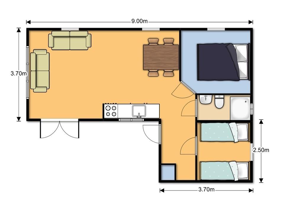 Novastar l net dat beetje extra ruimte voor uw gezin bij flevohome - Organiseren ruimte voor een extra ...