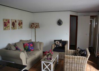 Middenkamer chalet - interieur