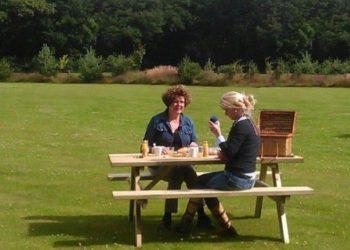 picknick dames