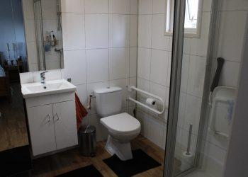 Zorg chalet badkamer interieur 09