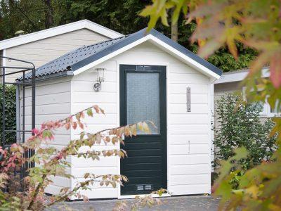 schuur wit+ groen en antraciet dak web
